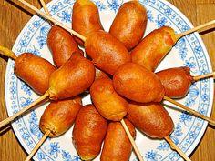 Corn Dog, ein beliebtes Rezept aus der Kategorie Amerika. Bewertungen: 52. Durchschnitt: Ø 3,9.
