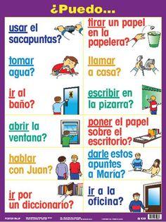 Office supplies in Spanish: Los artículos de escritorio | Teaching ...