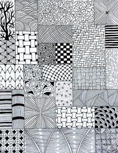 Zentangle #89 by hilda_r, via Flickr  backgrounds