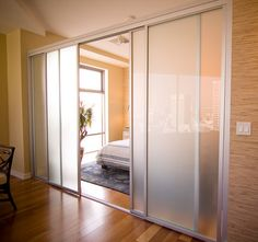 There are also room dividers that have mirrors built in the panels. These are great choices because aside from being practical, they can add also an appearance of space to any room. Hence they can make a smaller room appear bigger. Some dividers also feature shelves when opened or slots that are meant to hold photographs.