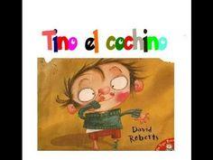 Cuentos cortos para niños Tino el Cochino