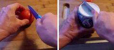 Truco de cocina: Como afilar cuchillos y tijeras muy fácil