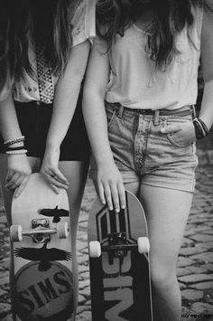 skate girls me and my girl! @Dariakadovik