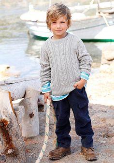 Arizona Pulóver, pre chlapcov Arizona, Men Sweater, Sweaters, Kids, Shopping, Fashion, Tejidos, Young Children, Moda