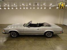 1973 - Mercury Cougar convertible XR7