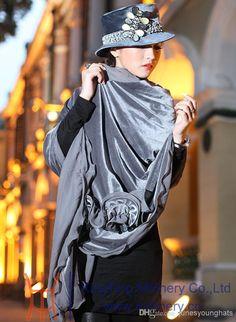 Elegant Women Winter Dress Women Hat Winter Hat Wide Brim Hats | Buy Wholesale On Line Direct from China