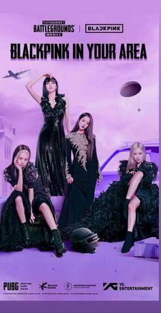Kpop Girl Groups, Korean Girl Groups, Kpop Girls, Black Pink Songs, Black Pink Kpop, Mode Rose, Chica Cool, Blackpink Poster, Blackpink Members