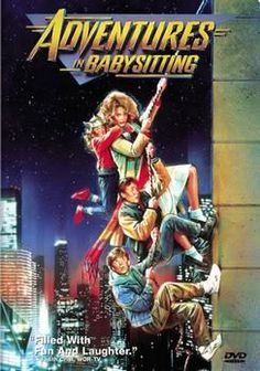 Adventures in Babysitting.This movie is the reason I am scared of the subway