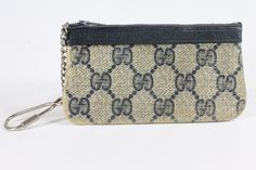 b087d288387 VTG 79 80 S AUTHENTIC GUCCI KEYCHAIN WALLET 90412037 ACCESSORY COLLECTION   Gucci  CoinPursekeychain