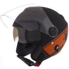 Capacete Pro Tork New Atomic Skull Riders HD com Viseira Solar  1b67aa18926