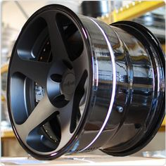 Rotiform 3 Piece Forged ROC Wheel - Monolook Profile - Guerilla Racing