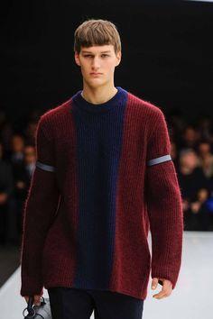 """monsieurcouture: """"Z Zegna F/W 2014 Menswear Milan Fashion Week """""""