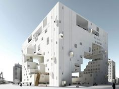 I really have no words for this. It's just got to be one of the coolest things ever!!!! <3 Taipei Performing Arts Building
