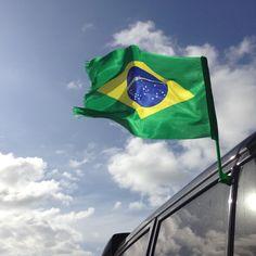 Os céus do meu Brasil