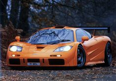"""McClearen F1.  I believe this was the car to start the statistic of """"0-100-0"""" in Motor Trend."""