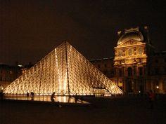 El Louvre, París