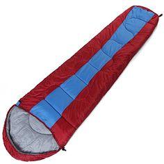 Amazon Lightning Deal 63% claimed: Adventurex 3 Seasons Sleeping Bag adults Mummy Outdoor Camping Water Repellent #LavaHot http://www.lavahotdeals.com/us/cheap/amazon-lightning-deal-63-claimed-adventurex-3-seasons/128457
