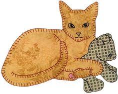 Cat Quilt Patterns - Bing Images