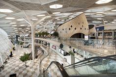 Galeria de Aeroporto Internacional Heydar Aliyev em Baku / Autoban - 18