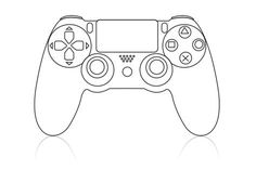 1422 Best Playstation Images On Video Games Video Game Ps4, Video Game Cakes, Video Game Party, Control Ps4, Ps4 Cake, Playstation Cake, Cake Templates, Xbox One Controller, Xbox One Games