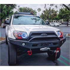 Toyota 4x4, Toyota 4runner, 4th Gen 4runner, Winch Bumpers, Offroad, Cool Cars, Awesome, Vehicles, Ideas