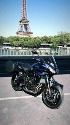 B/équille dAtelier Arri/ère Yamaha MT-07 ConStands Classic Universal Noir