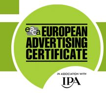 European Advertising Certificate Logo