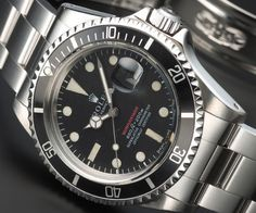 rolex 1680 red dial