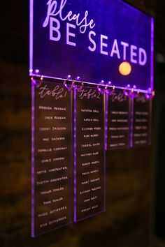 """Electric Disco Wedding Ideas 