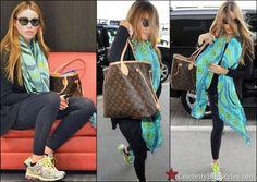 Louis-Vuitton-Neverfull-MM-Monogram-Shoulder-Bag-Tote-Bag-M40156 9a