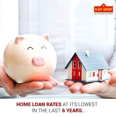 Home loan rates at its lowest in the last 6 years. Homebuyers to benefit the most. Stop staying on rent. Don't miss out on this opportunity to own your home. Visit us to shortlist your dream home #HomeLoan