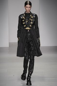 KTZ Fall 2014 Ready-to-Wear Collection Slideshow on Style.com