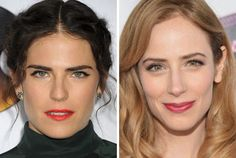 Karla Souza Ascends Jacobs Ladder; Jaime Ray Newman In Valley Of The Gods