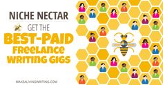 Not all freelance writing niches are created equal. Some are more lucrative than others. Here's the top 50 niches with the best-paid freelance writing gigs.