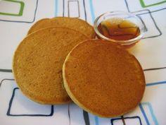 Mr Vegan's Neighborhood: Halloween in Xanaland's Vegan Pumpkin Pancakes