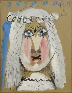 Pablo Picasso, 'La Mariée,' 1969, Galleria Tega