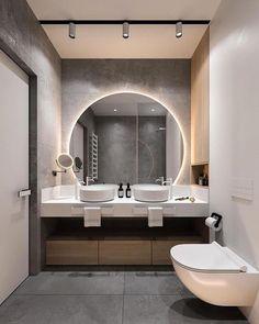 Washroom Design, Toilet Design, Bathroom Design Luxury, Modern Bathroom Design, Home Room Design, Home Interior Design, Bathroom Design Inspiration, Twitter, Behance
