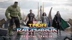"YEAAAAAAH! ""We know each other. He is a friend from work!"" #Thor #Ragnarok New Trailer ""Thor: Ragnarok"" Official Trailer"