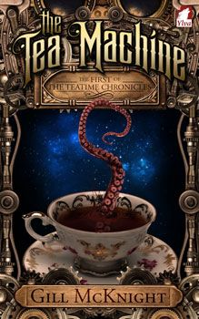 The tea machine  Steampunk lesbian novel, click for a full review