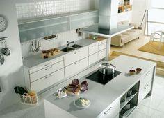 muebles de cocina en isla