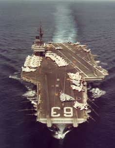 My home from 68 - 72 USS Kitty Hawk CVA 63