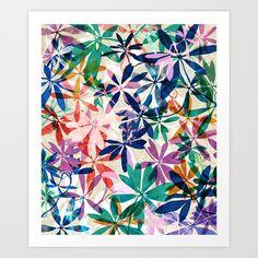 Jungle 8x10 print by Allison Holdridge $25