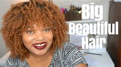 Outre Big Beautiful Hair Unboxing, Styling, & Review - 4a Kinky | Affordable Protective Style Series