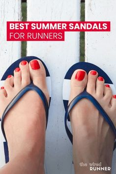 When it's hot out, chances are you want to wear open shoes. The best summer sandals for runners need to be sturdy to support your feet. So that when you strap your running shoes on, your feet are in prime condition.