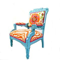 Bonnie now featured on Fab, by Shawna Robinson, Creator and Designer, Happy Chair.