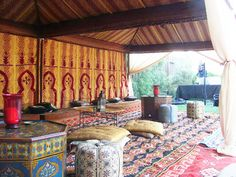 https://flic.kr/p/6i445q | Moroccan party tents | Moroccan Wedding Party Tents Featured by Mosaik store in Los Angeles  www.e-mosaik.com