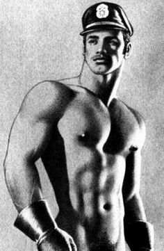 tom of finland drawings | ANTEBELLUM BLOG: SMOKE A STOGIE WITH TOM OF FINLAND