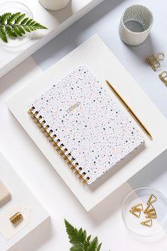 Spiral Notebook - Terrazzo - Micush