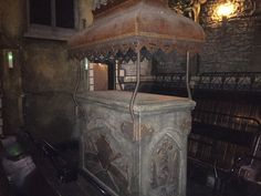 The Crypt in the Vicarage