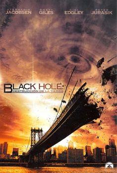 Black hole, destrucción de la tierra